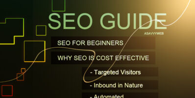 SEO For Beginners and Why SEO Is Cost Effective
