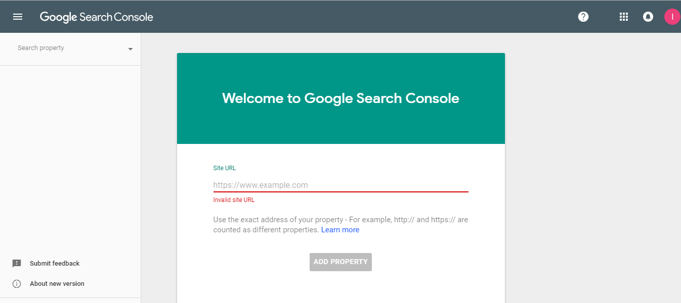 2018 New Features of Google Search Console: URL Inspection