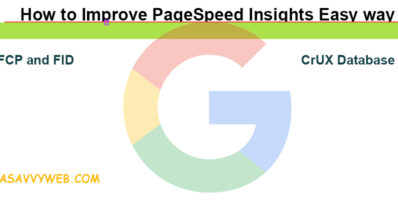 How to Improve PageSpeed Insights Easy way