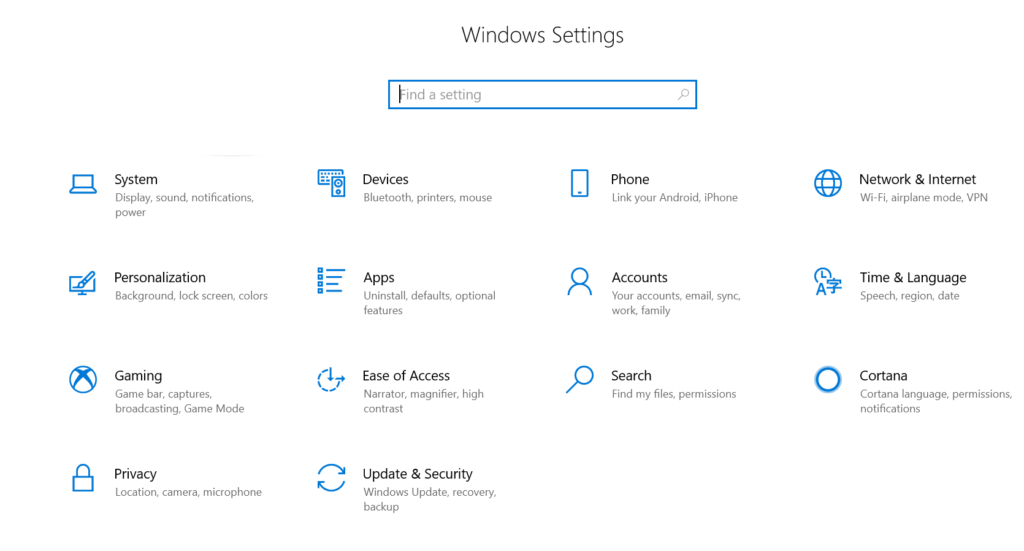 click-personalization-to-change-lock-screen-settings-in-windows10