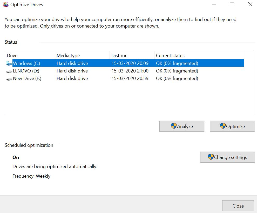 deframent-hard-disk-or-hard-drives-in-windows-10