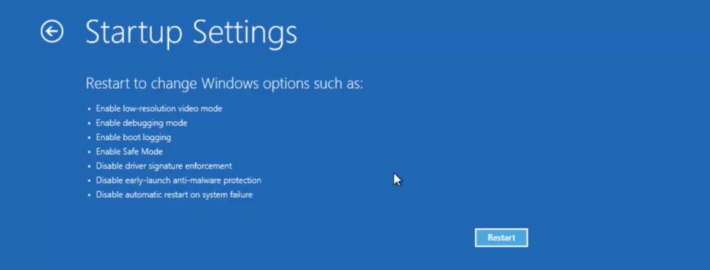 how-to-boot-windows-10-you-will-get-startup-settings