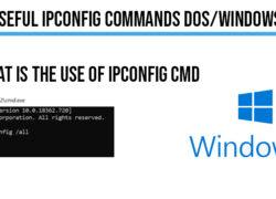 useful-ipconfig-commands-ipconfig