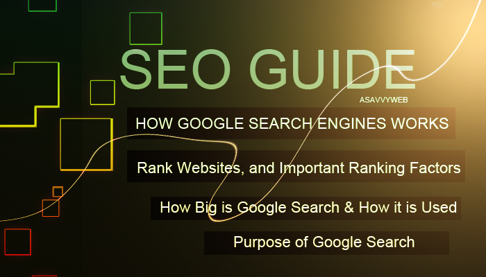 How Google Search Engines Works & Rank Websites, and Important Ranking Factors
