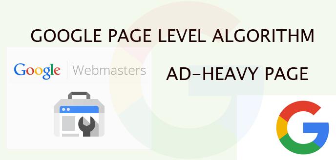 Google Page level Algorithm