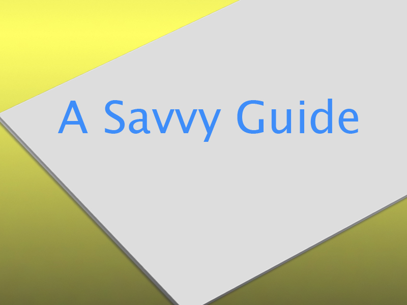 Savvy Technology Guides