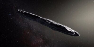 1st Interstellar Asteroid Oumuamua 2017 U1 Discovered