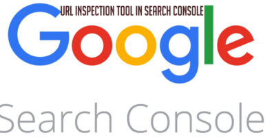 URL inspection tool in search console