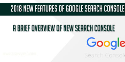 2018 New Features of Google Search Console URL Inspection, Index Status