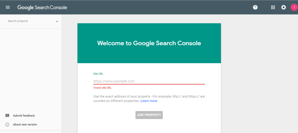 new google search console features