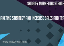 Shopify Marketing Strategy and Increase Sales and Traffic