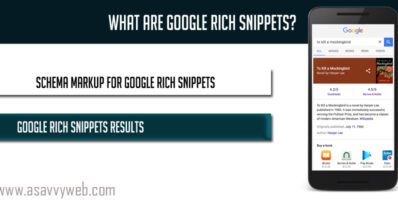 What are Google Rich Snippets