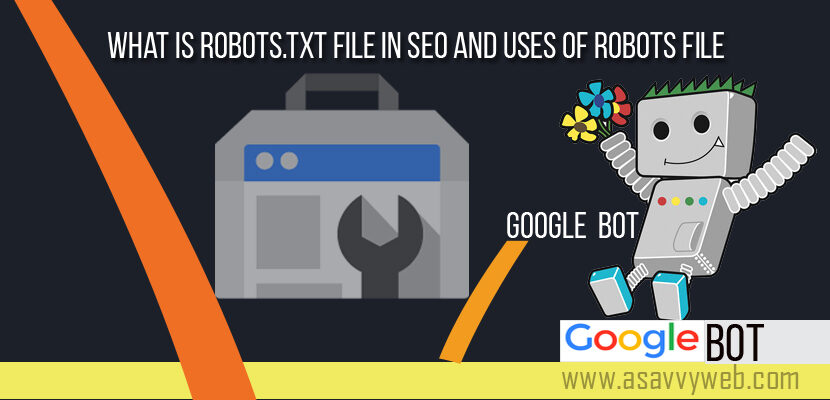 What is robotstxt file
