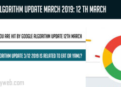 Google Core Algorithm Update March 2019- 12 th March