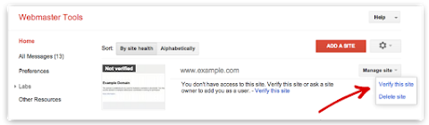 verify-site-dashboard