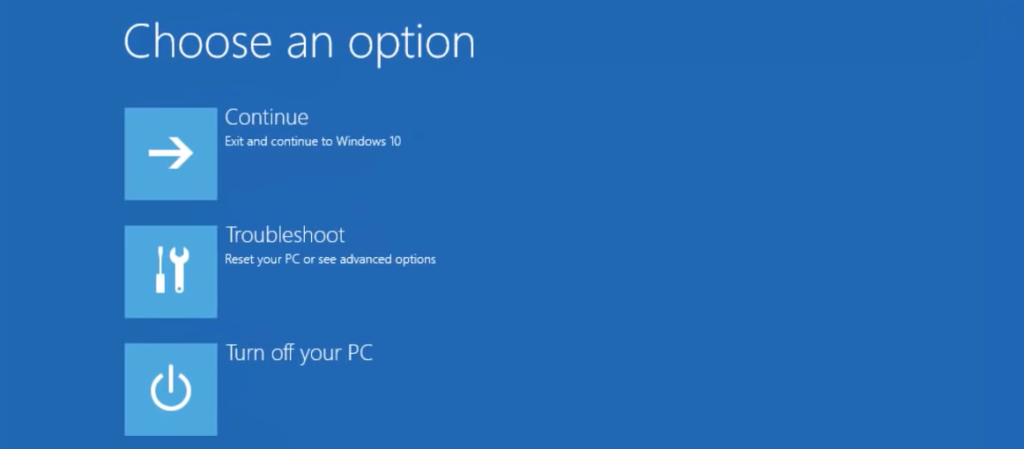 how-to-boot-windows-10-select-option