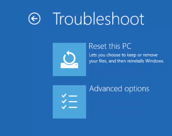 how-to-boot-windows-10-select-troubleshoot