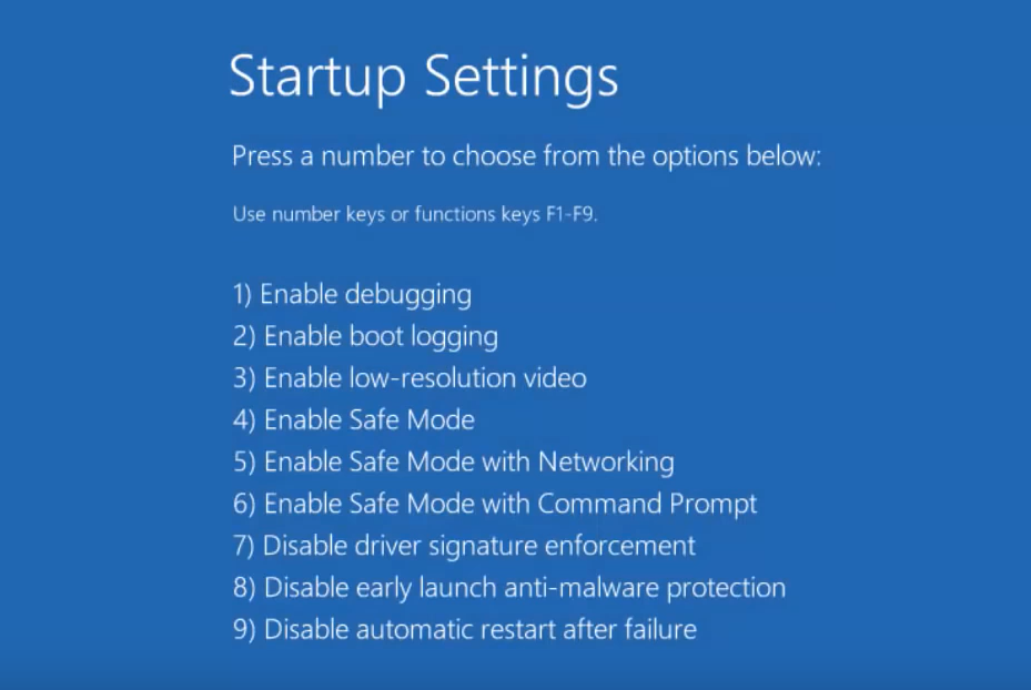 how-to-boot-windows-10-start-up-settings-choose-option-enable-safe-mode