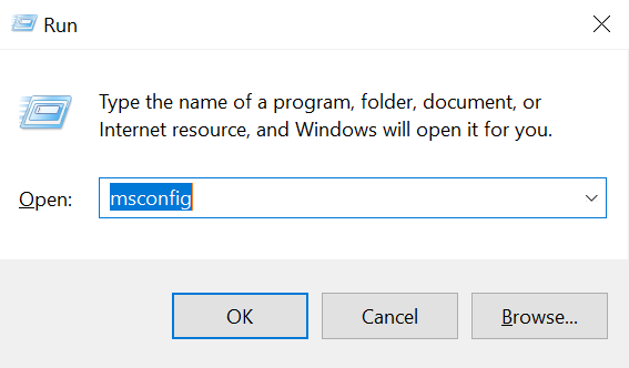 how-to-boot-windows-type-msconfig-press-enter