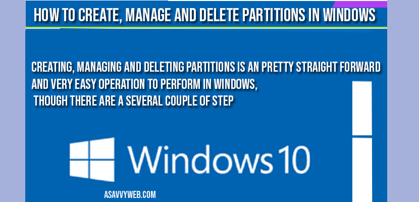how-to-create-manage-delete-partitions-in-windows