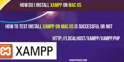 how-to-install-xampp-on-mac-os