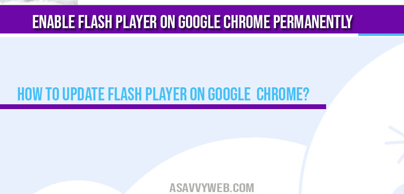 Change default settings here to Allow site to run flash