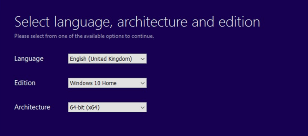how-to-install-windows-10-download-select-language