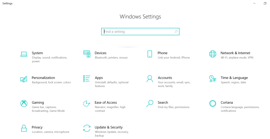 windows-settings-screen-how-to-connect-airpods-apple-to-laptop-computer