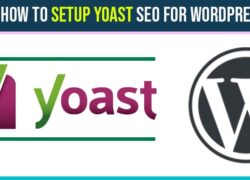 How to Setup Yoast SEO for WordPress