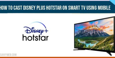How to cast Disney plus Hotstar on Smart tv using Mobile Phone IOS and Android