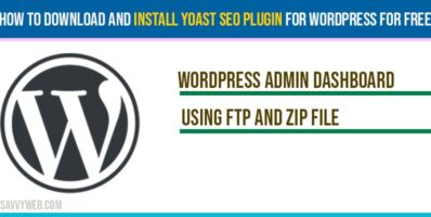 How to download and install Yoast SEO plugin for WordPress for FREE