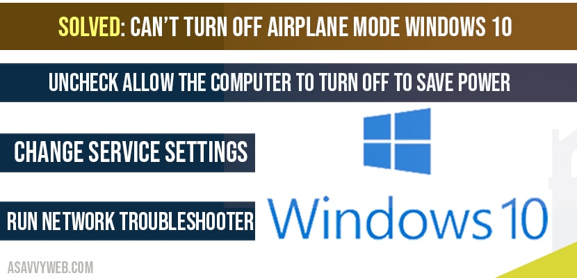 cant-turn-off-airplane-mode-in-windows-10