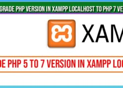 how-to-upgrade-php-version-xampp-localhost-to-php-7-version-2020