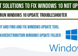 3 Simple Methods if Windows 10 is Not updating-min