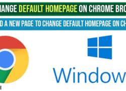 change-default-homepage-chrome