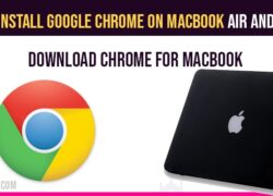 install google chrome on macbook