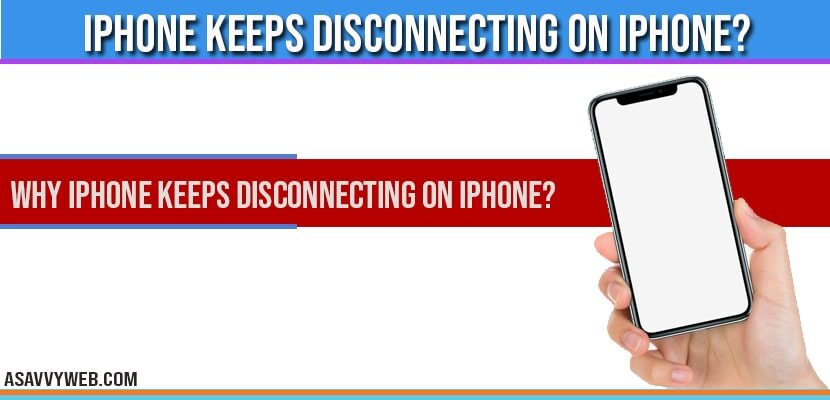 ios 14 iphone bluetooth keeps disconnecting