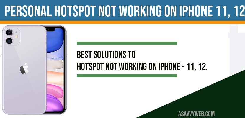 persona-hotspot-not-working-on-iphone