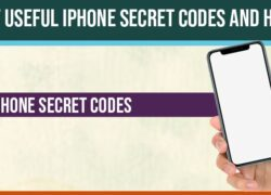 Useful iPhone secret codes and hacks