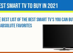 Best Smart tv to buy in 2021