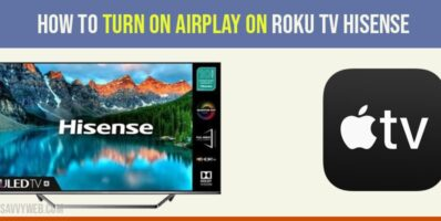 Turn on Airplay on Roku tv hisense
