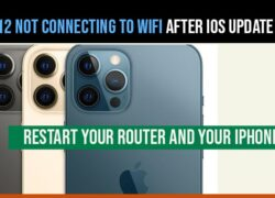 iPhone 12 Not Connecting to WiFi