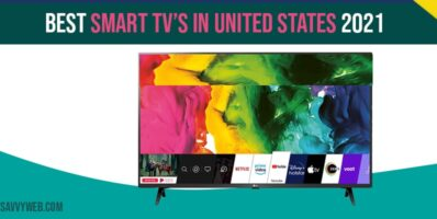 Best Smart TV's to buy in United States 2021