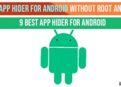 App Hider for Android