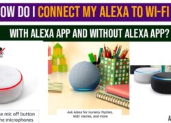 Connect My Alexa To Wi-Fi