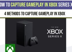 Capture Gameplay In Xbox Series X