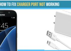 How to fix Charger port Not Working