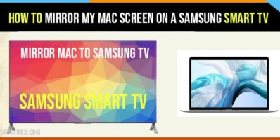 How to Mirror My Mac Screen on a Samsung Smart TV