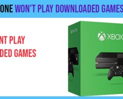Xbox One Won't Play Downloaded Games Offline