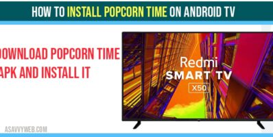 install popcorn time on android smart tv